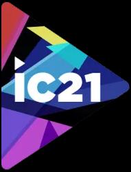 Infocomm 2021 Logo