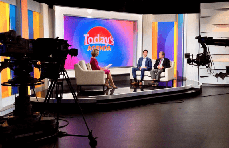 The Today Show - Channel 9 Studios