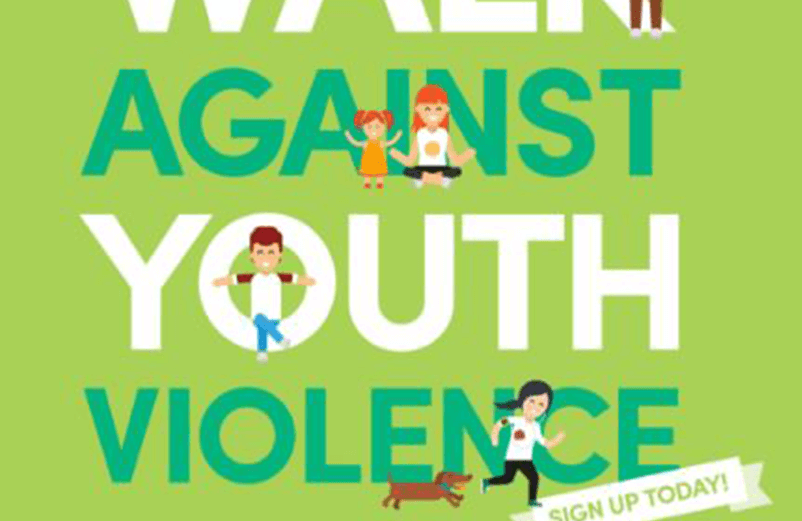 Walk Against Youth Violence