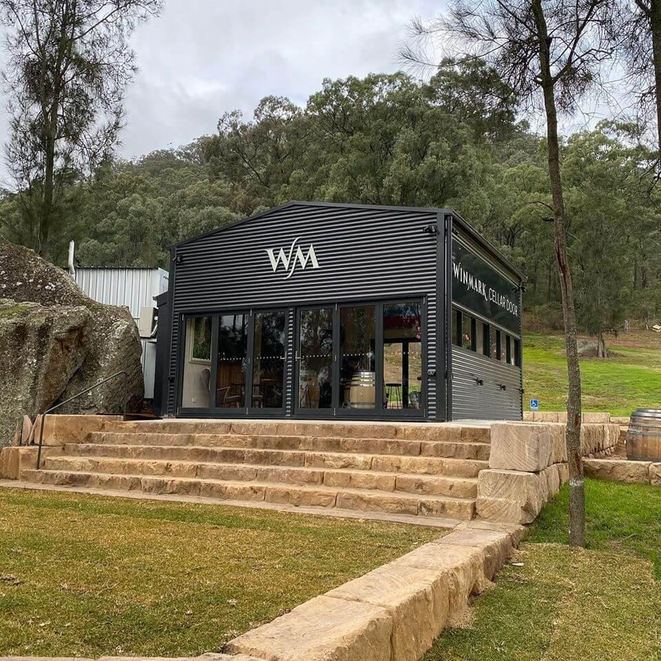 Winmark Wines Cellar Door Now Open