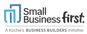 Small Business First logo