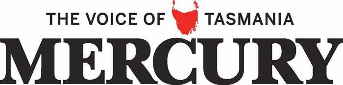 The voice of Tasmania Mercury logo