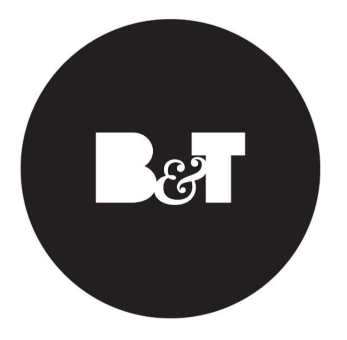 B&T Magazine logo