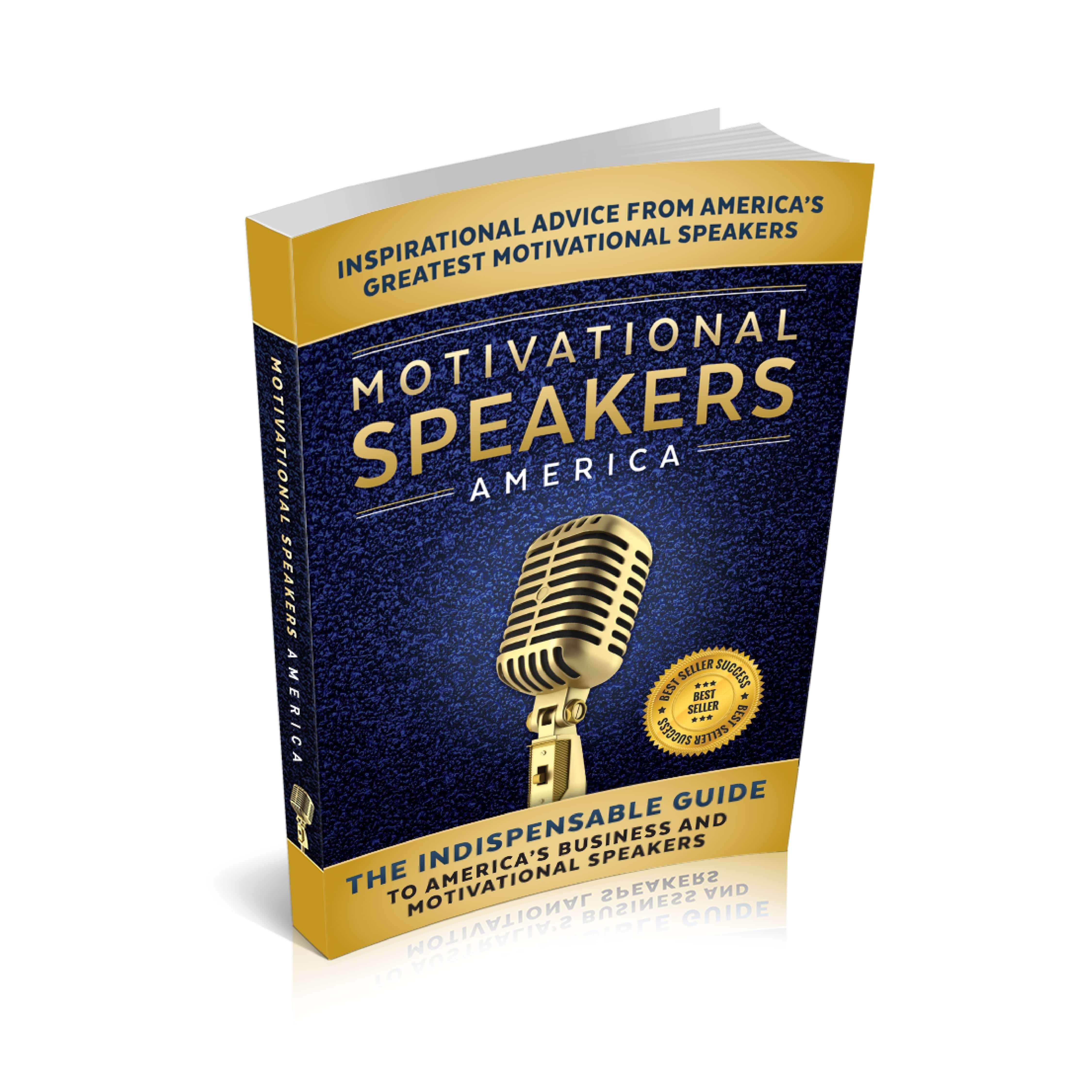 Motivational Speakers America book by Cydney O'Sullivan