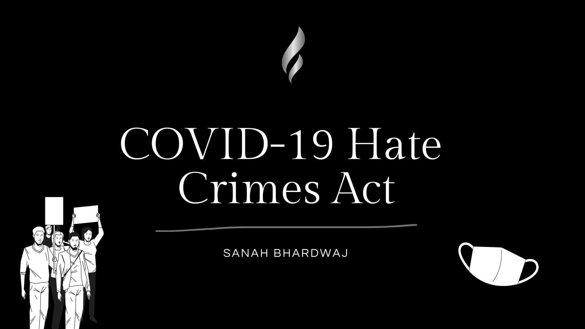 COVID-19 Hate Crimes Act Flourishes Through Senate – Approval Anticipated in the House