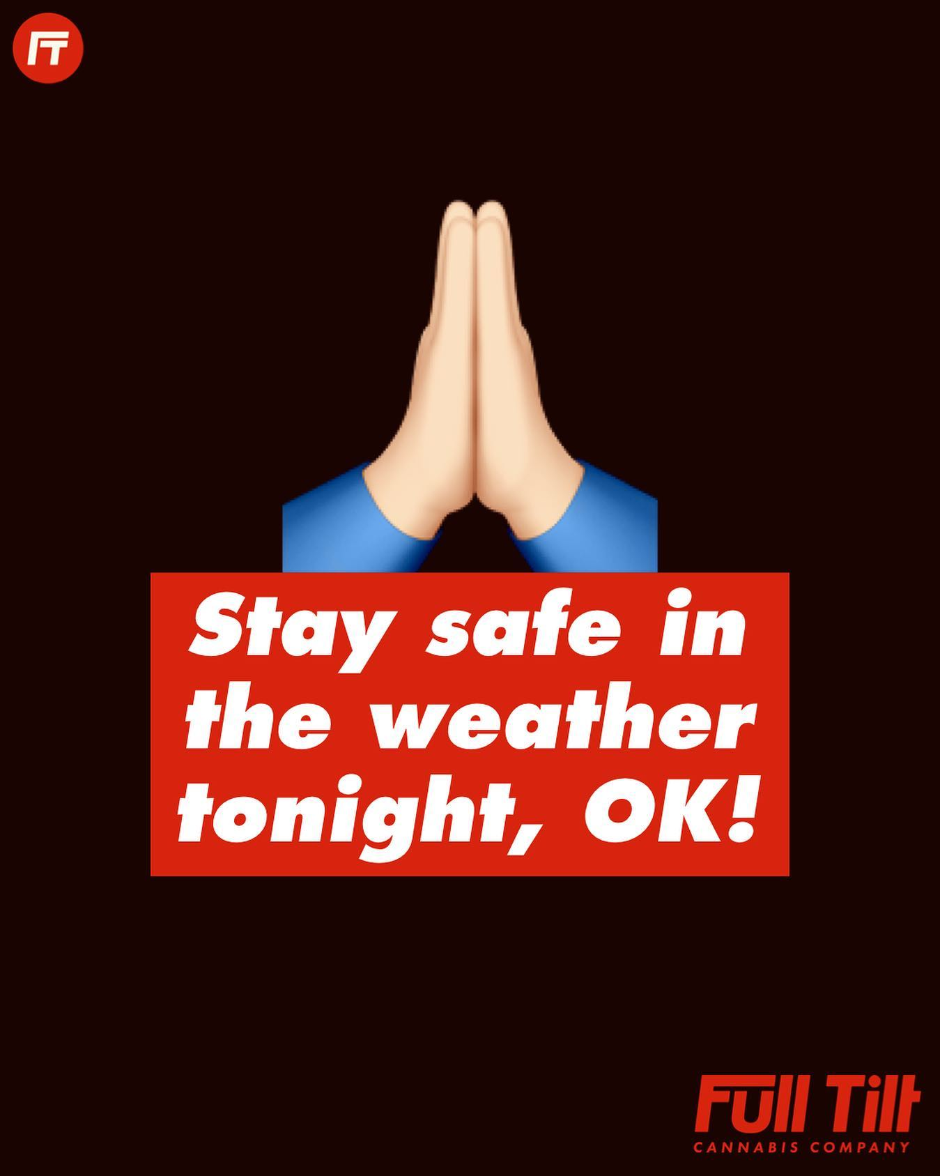 Everybody in #oklahoma stay safe out there! 🌪🌪🌪