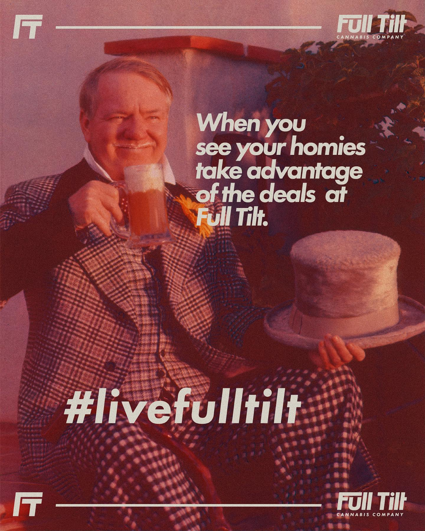 At Full Tilt, there's always a reason to celebrate! #livefulltilt #northeastoklahoma #oklahoma