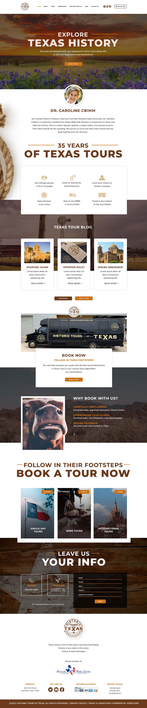 Historic Tours Of Texas