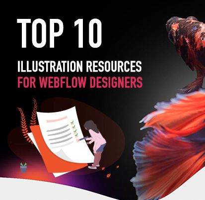We've compiled a list of awesome resources for web developers looking to find sharp looking content illustrations.