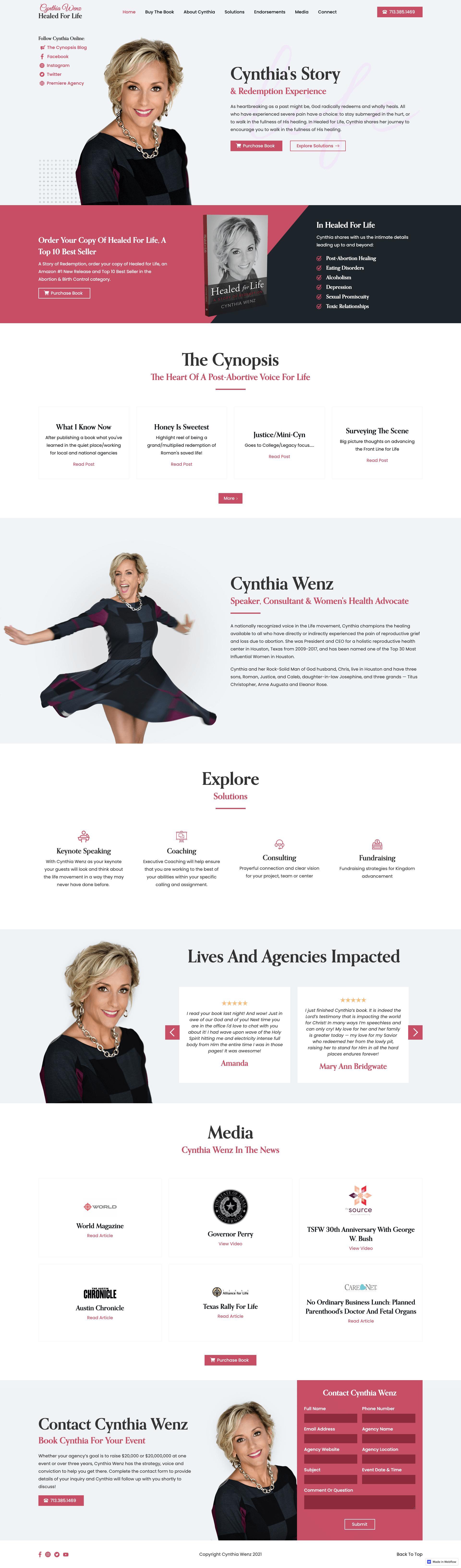 Cynthia Wenz