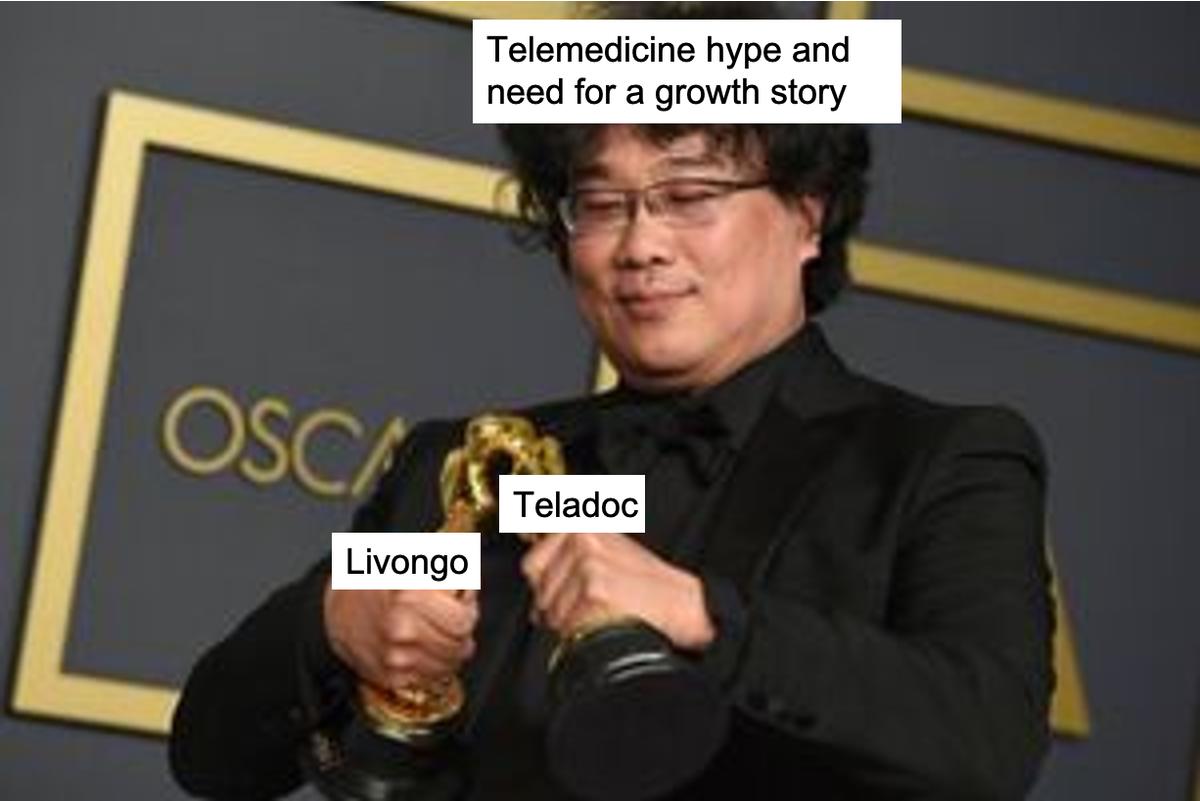 Yet Another Teladongo Take