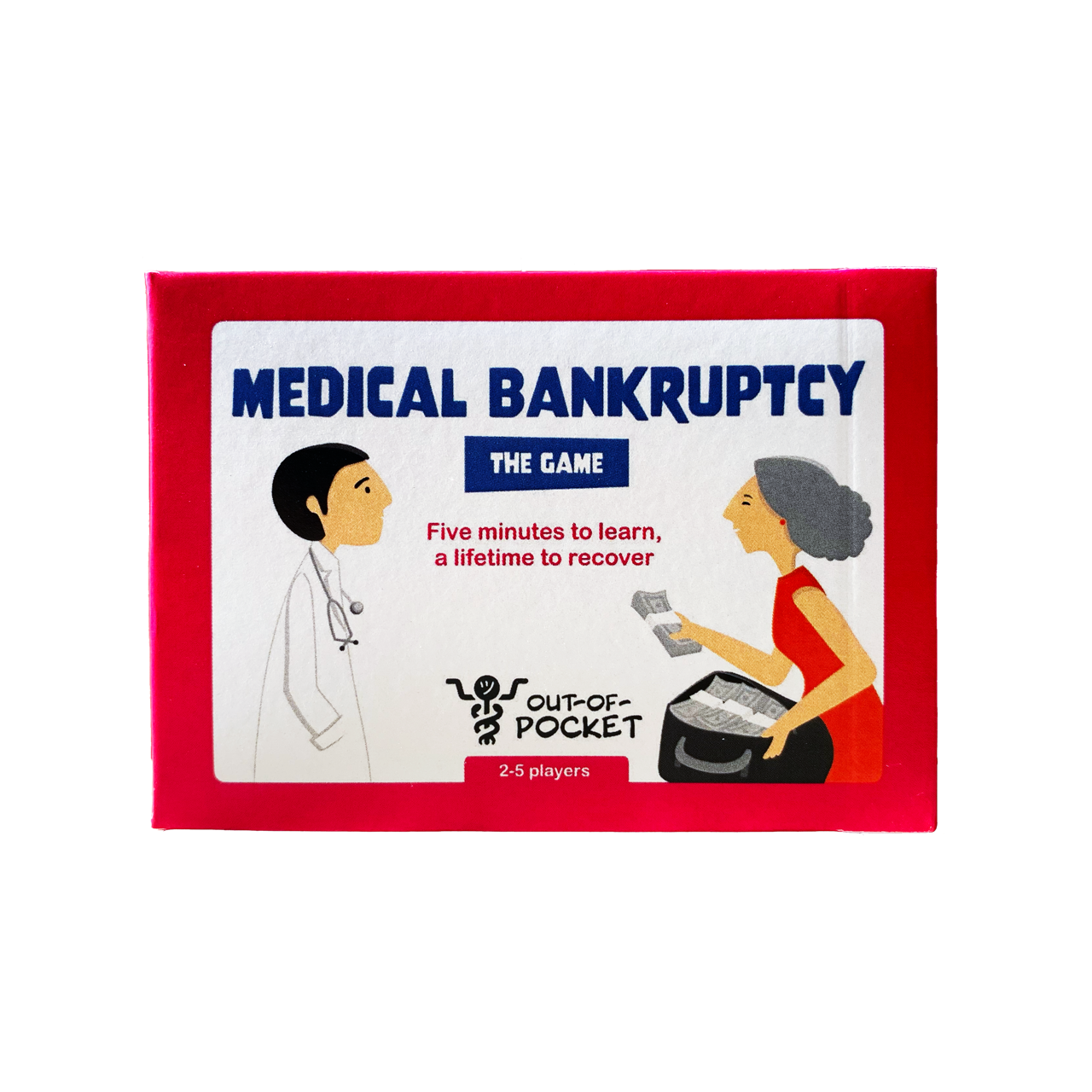Medical Bankruptcy: The Game