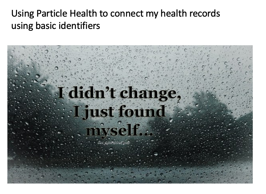 Particle Health And Pulling Patient Data