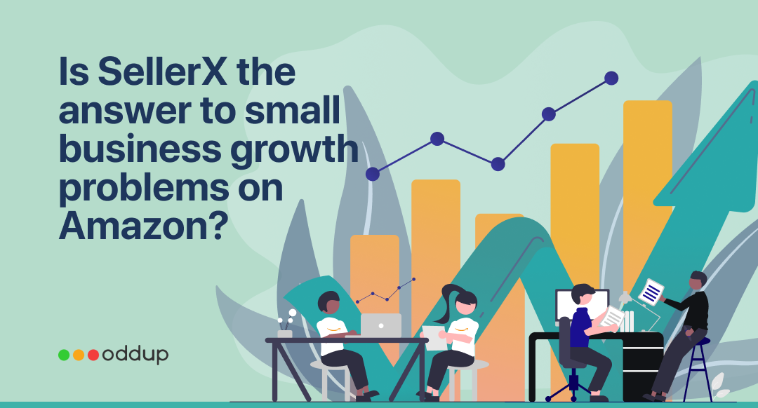Is SellerX the answer to small business growth problems on Amazon?