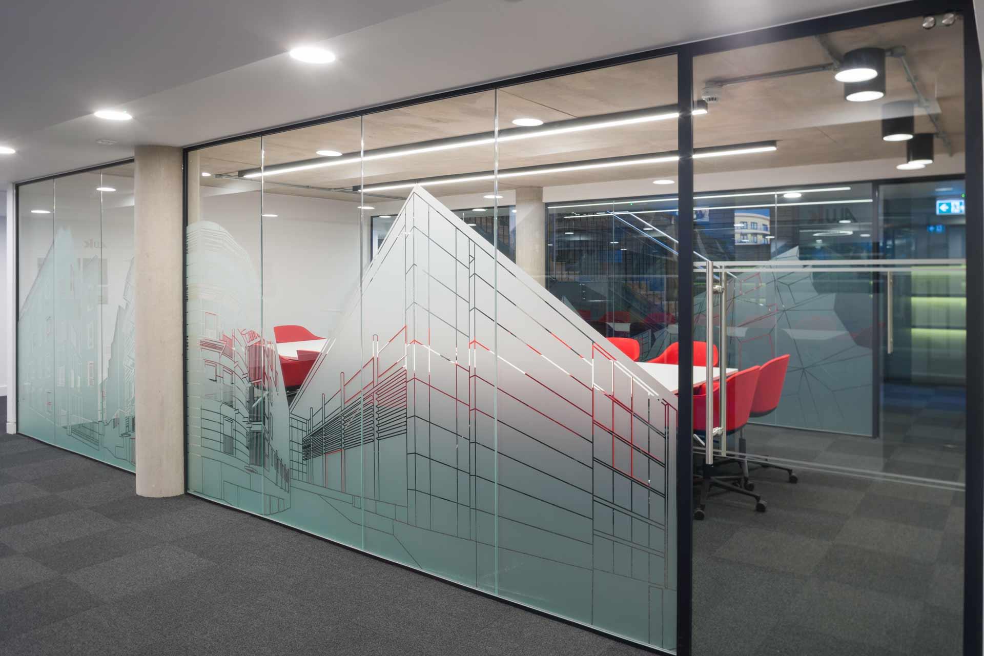 AluK Design Studio meeting space