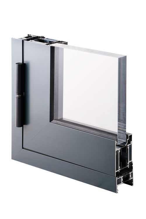 58BD Flush Door Open-Out