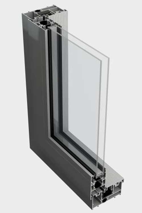 BSC94 Lift and Slide Door