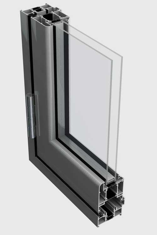 BSF70 Bi-fold Door