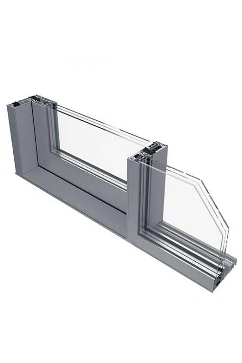 SC156 Lift and Slide Door