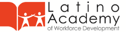Latino Academy of Workforce Development logo