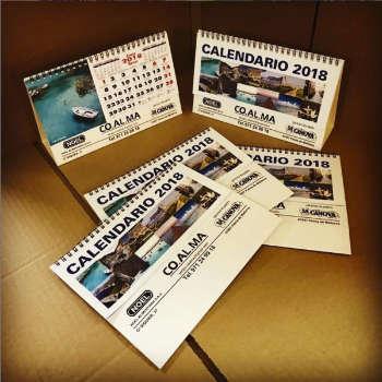 calendarios oficina calendario
