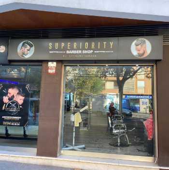 barberia cartel publicidad