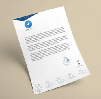carta oficina a4