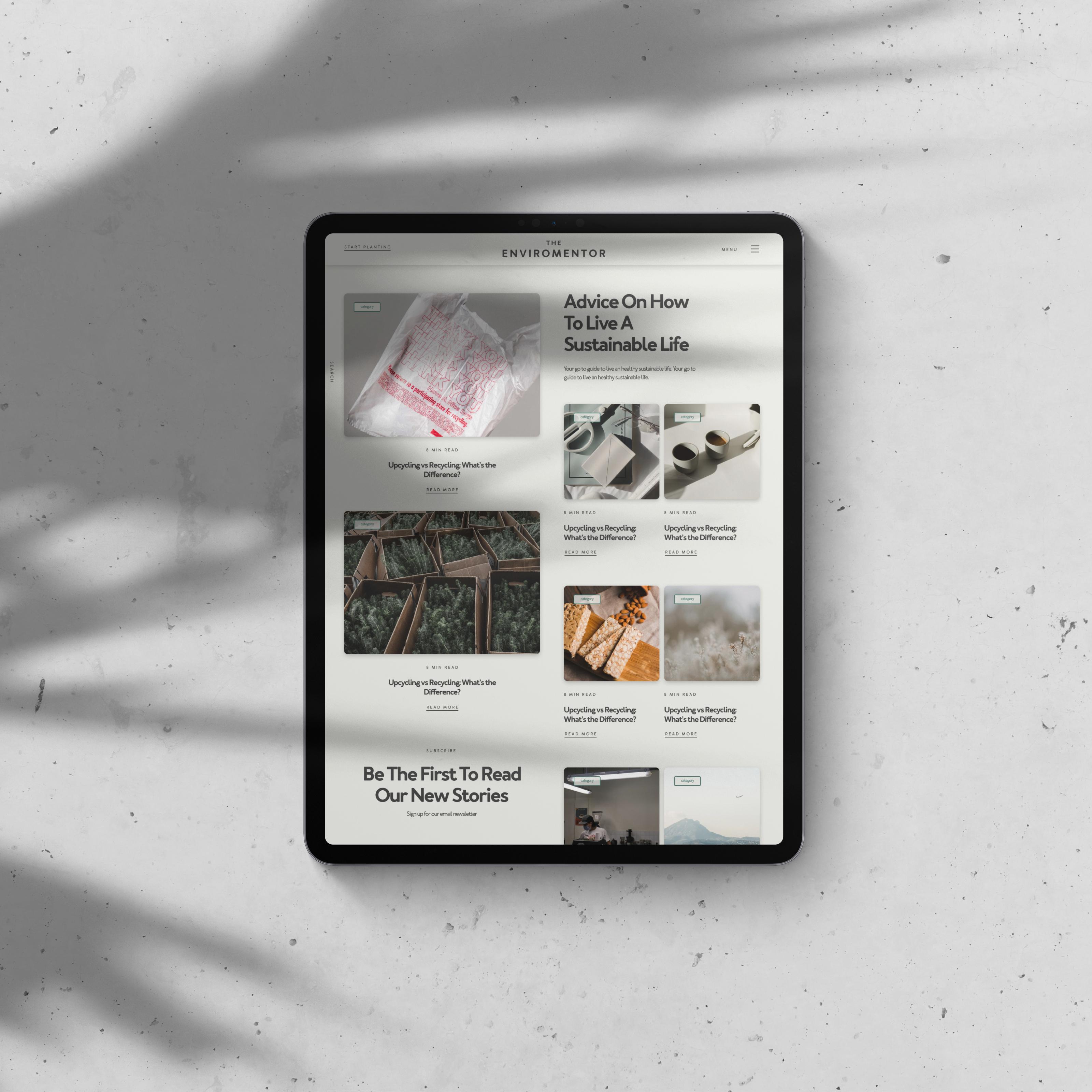 tentree Blog Image