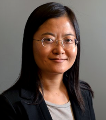 asian woman with glasses