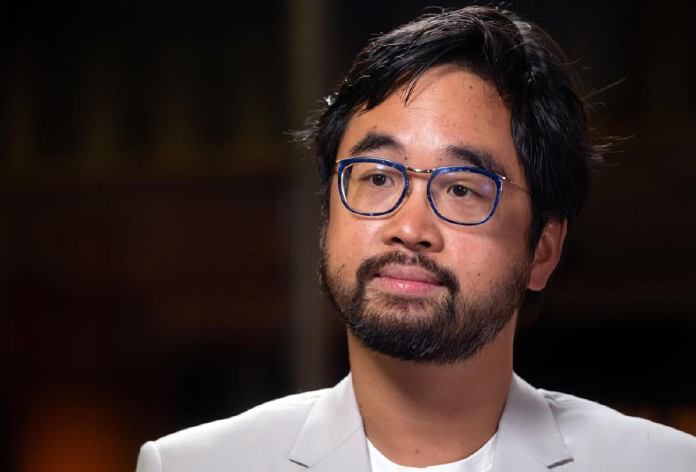 Adrian Cheng headshot