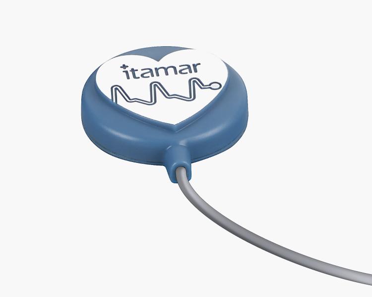 capteur thoracique WatchPAT Ronflement Effort Respiratoire Position