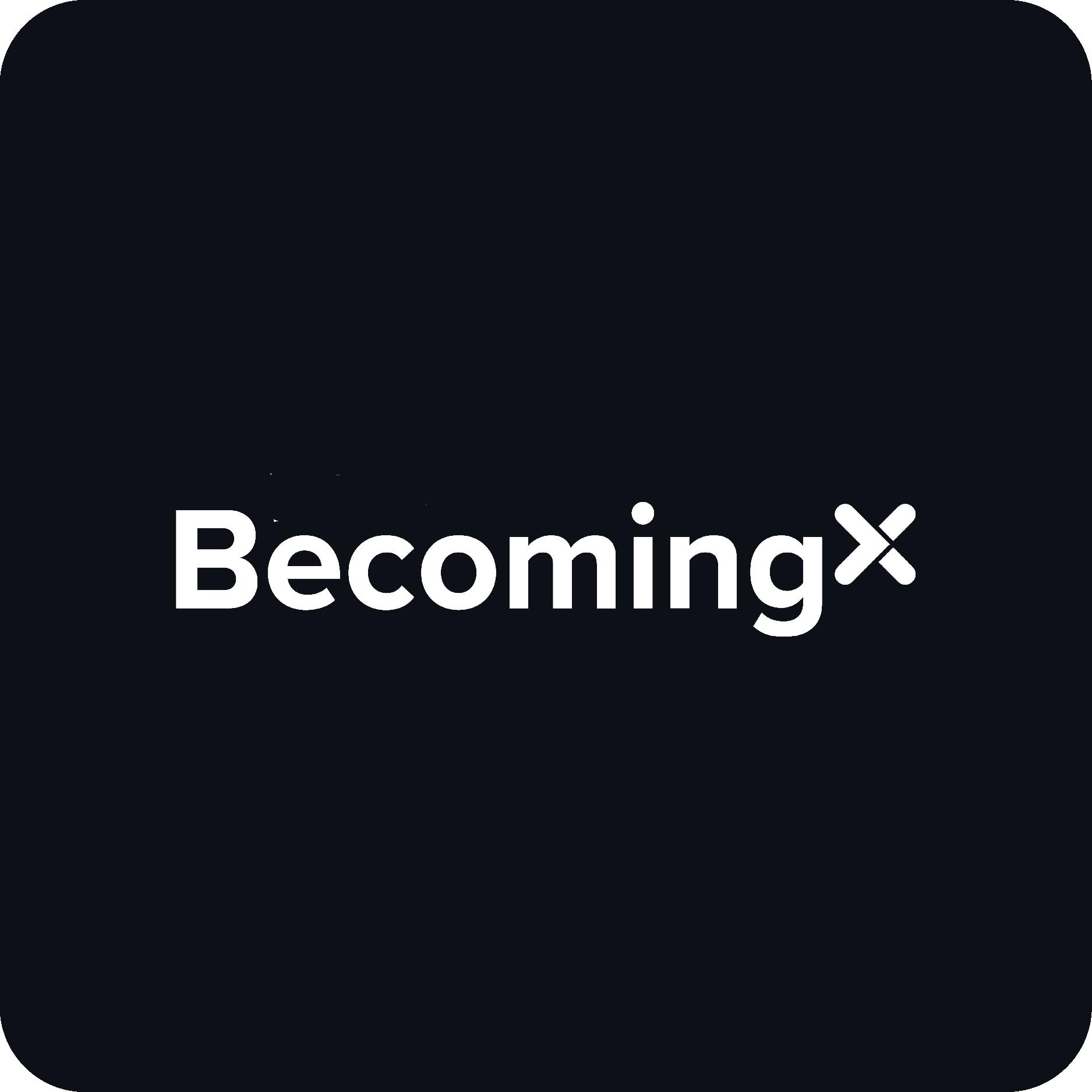 BecomingX Logo