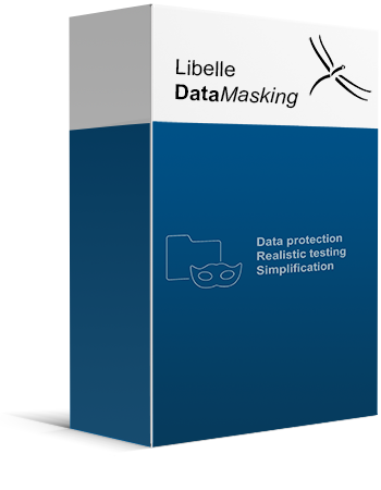 Product box of Libelle DataMasking