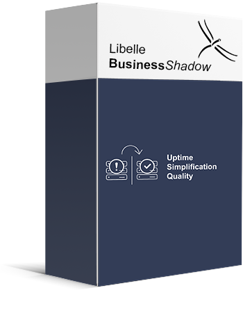 Product box of Libelle BusinessShadow
