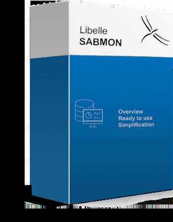 Product box of Libelle SABMON