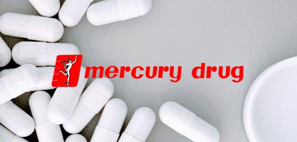 Mercury Drug Philippines voucher from elsa.care app