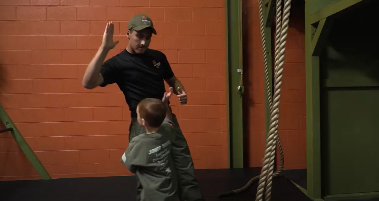 The original children's obstacle course training concept - Hot Ground Gym®