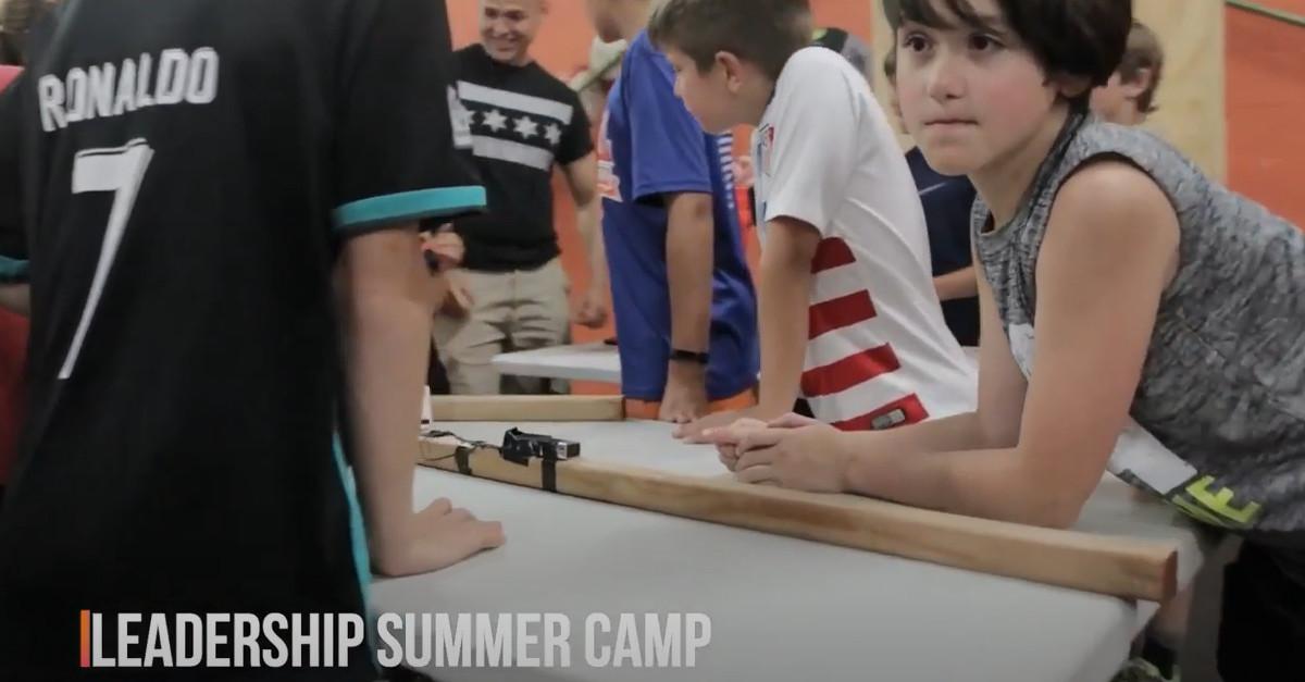 Hot Ground Gym® Summer Camp