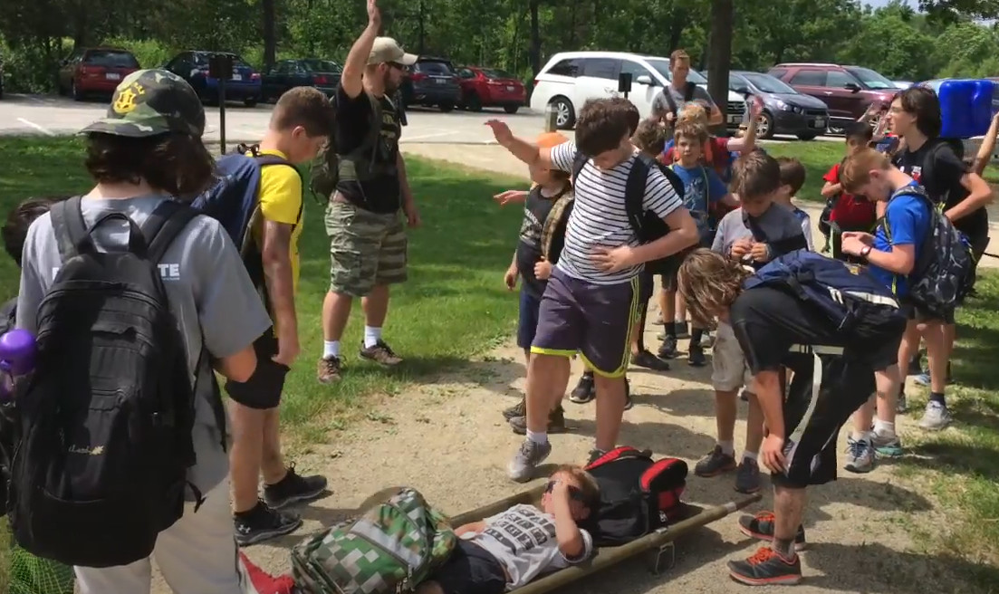 Leadership Summer Camp 2017