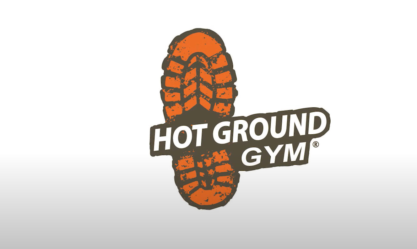 Hot Ground Gym® We strengthen the future.