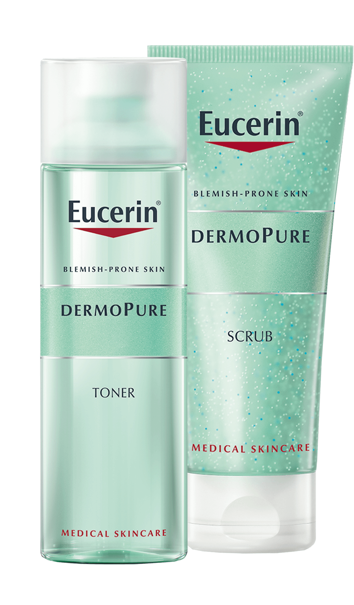 Eucerin Packaging