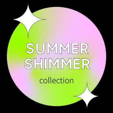 Naetur Summer Shimmer creative design
