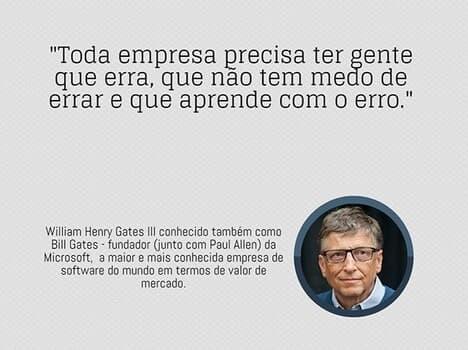 Frase Bill Gates