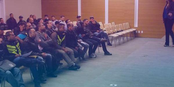 Qipu faz treinamento com motoboys da Rapiddo. Confira como foi o evento