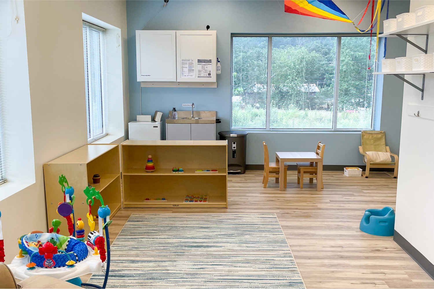 The Infant Room At StoryHeights Montessori Wrentham Location