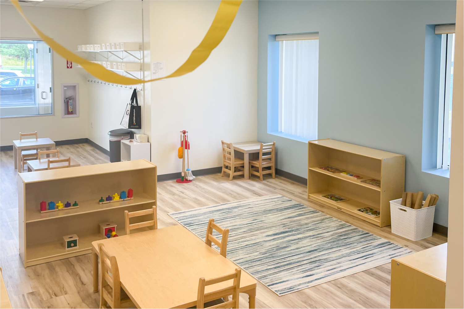 The Toddler Room at StoryHeights  Montessori Wrentham Campus
