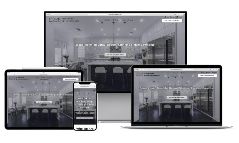 Mint Media | Website Design & Development - Our portfolio