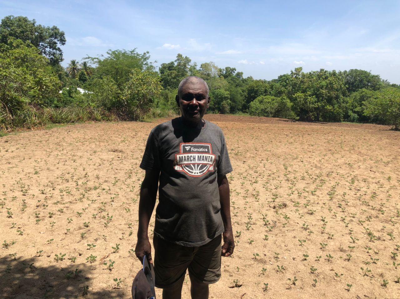 Agriculture Spotlight: Meet Thomas