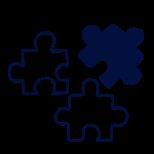 Accountancy software integration icon