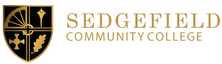 Sedgefield Community College logo